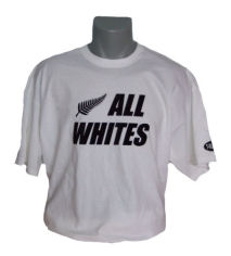 Neuseeland-tshirt-all-whites in Neuseeland Shirt All Whites & Fighting Kiwi