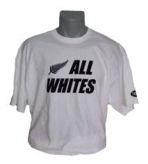 Neuseeland-tshirt-all-whites in Neuseeland Shirt All Whites & Fighting Kiwi